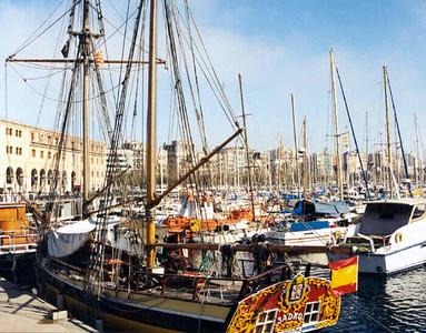 Barna port