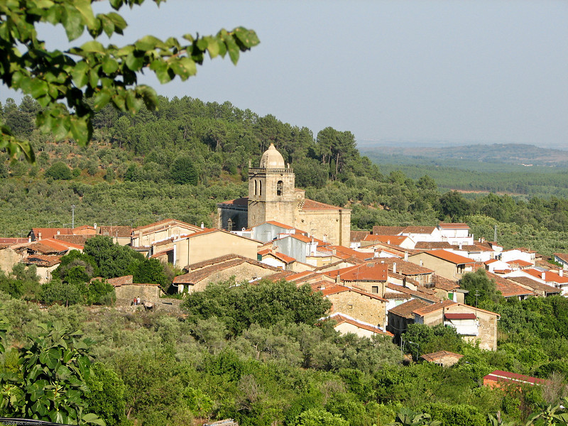 Acebo, Spain.