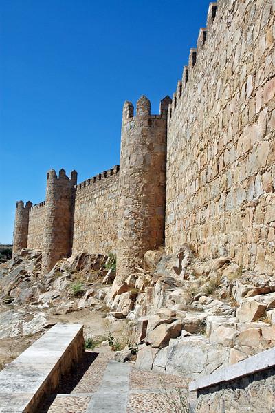 Wall of Avila