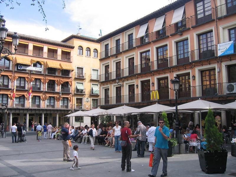Plaza Zocodover, Toledo