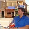 Lunch in Granada