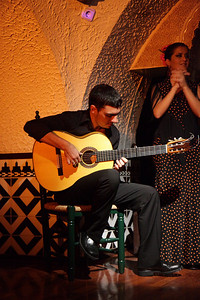 Barcelona, Spain - Flamenco Show