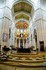 Cathedral de La Almudena alter.  Such beautiful colors..<br /> <br /> Tokina 11-16 lens.