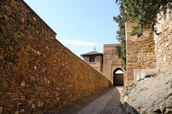 Malaga Fortress