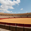 The bull ring - Plaza de Toros.