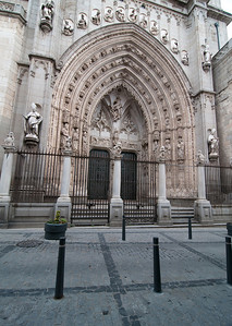 Door of the Lions from the 15th & 16th Centuries