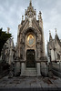 Why not build yourself a mini church for a crypt. San Sebastián, Spain