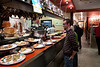Tapas bar.  This was part of our pincho crawl for lunch.<br /> <br /> San Sebastián, Spain
