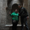 Brian and I at the Alhambra