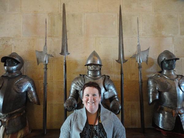 I found a knight in shining armor