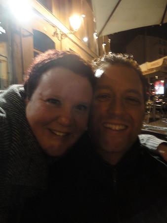Christina and Vinnie