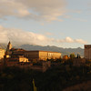Alhambra from opposite hill