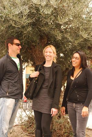 Brian, Christine, and Erica