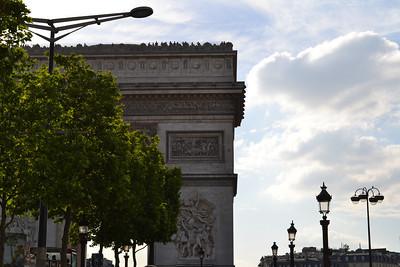 Arch de Truimph