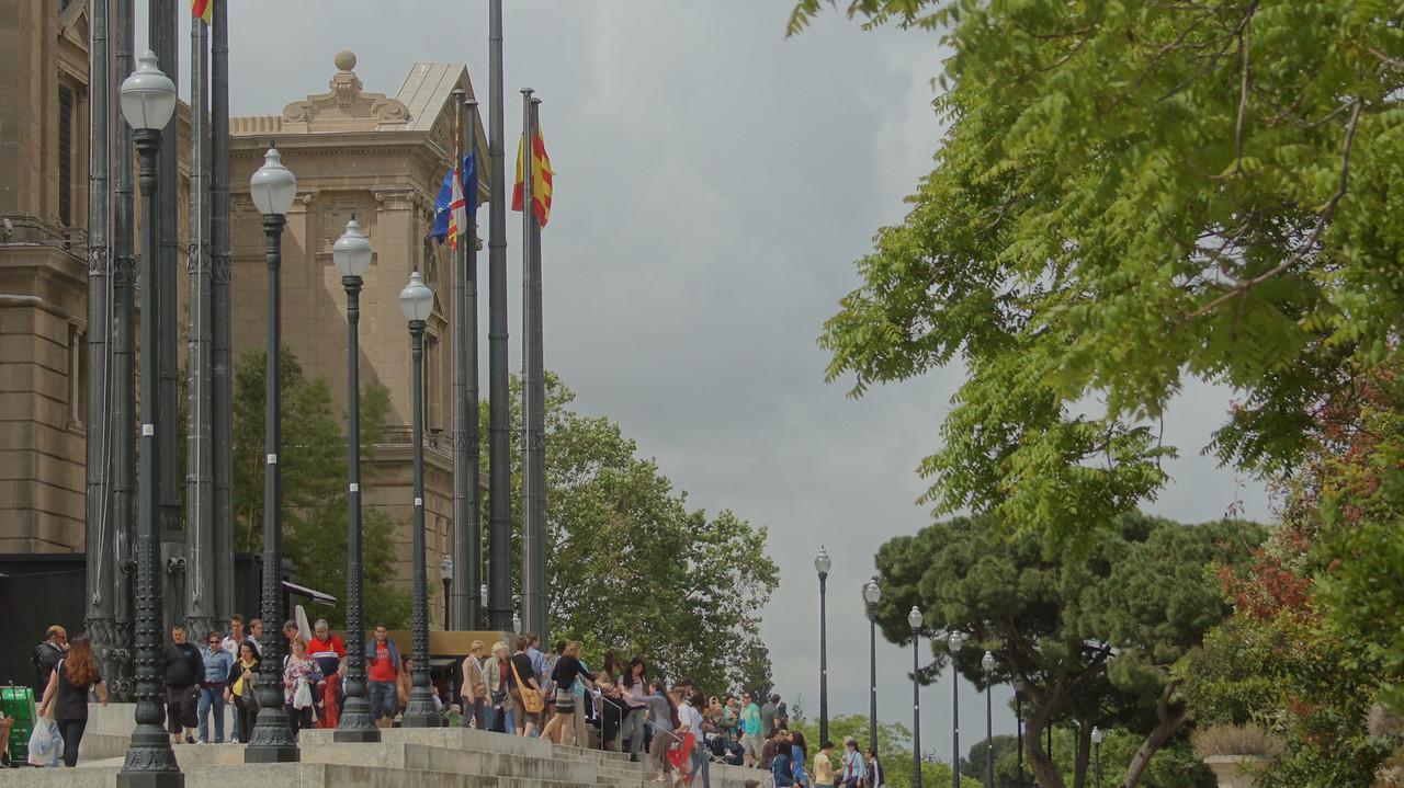 National Art Museum of Catalonia.