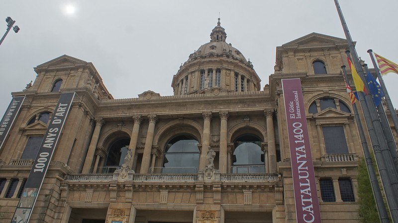 National Art Museum of Catalonia.