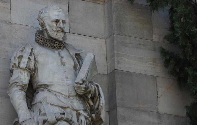 Cervantes.