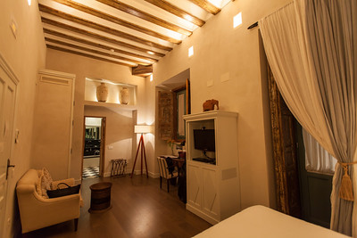 Hotel Corral del Ray in Seville, Spain. Wonderful place and fairly convenient location.
