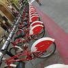 Barcelona bike share