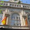 Opera house in Barcelona.