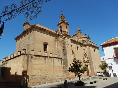 Carmona church