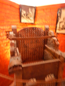 Inquisition torture museum