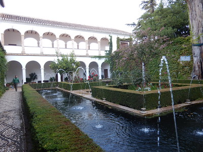 Palace of the Generalife