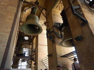 Giralda Tower - bells