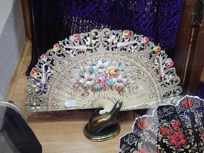 fancy fan