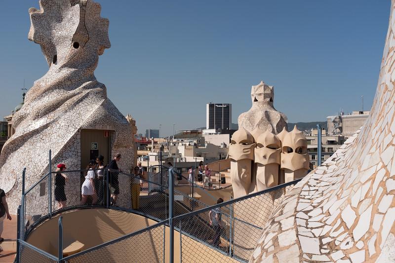 Rooftop fantasyland