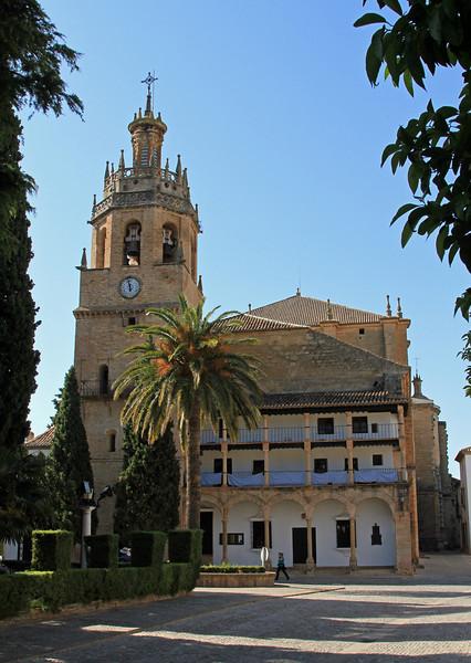 Santa Maria la Mayor, Ronda.
