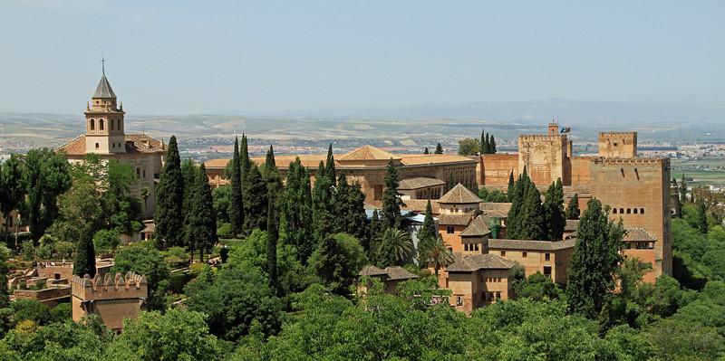 The Alhambra, Granada Spain.
