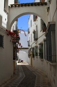 Alleyway, Cordoba.