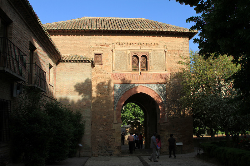 Alhambra, Granada.
