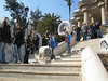 Gaudi - Park Guell<br /> Stairway