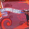 Mural at La Boqueria