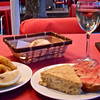 Tapas at Cafe Catalunya