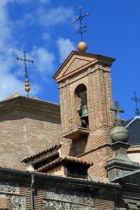 Madrid- Convent de las Descalzas Reales.