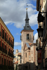 Madrid - Iglesia de San Gines.