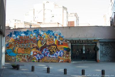 random grafitti