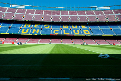 """more than a club"" frm pitch level"
