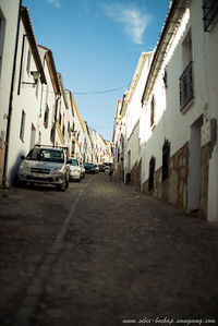 up the streets of ronda