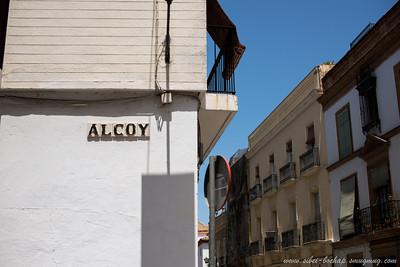 alcoy street (smlj is alcoy?)