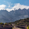 Monistrol de Montserrat is a municipality in the comarca of the Bages in Catalonia, Spain. The municipality includes the southern two-thirds of the massif of Montserrat and the famous Benedictine monastery of the same name.