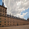 North of Madrid is this immense structure, San Lorenzo de Escorial. It includes a crypt where all of Spain's monarchs are buried.