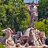 The Fountain of Neptune.