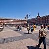 The Plaza Mayor.