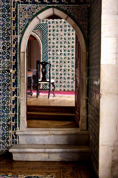 Sintra; The Royal Palace