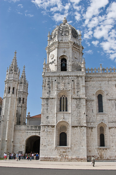 Mosteiro dos Jerónimos; The Jerónimos Monastery