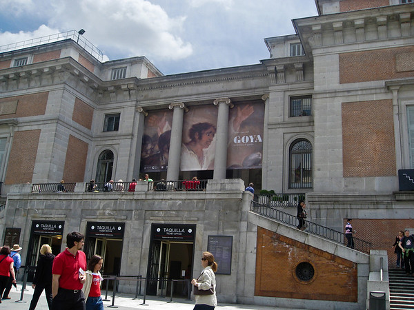 The Prado Art Museum